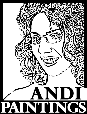 AndiPainting Logo